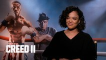 Tessa Thompson On Her Musical Contributions To 'Creed II'