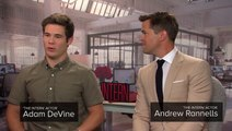 Adam DeVine and Andrew Rannells Nancy Meyers Movies Are For Men Too!