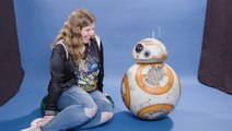 A Very Serious 'The Last Jedi' Interview With BB-8