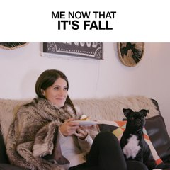 Me Now That It's Fall