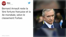 Classement Forbes. Bernard Arnault est toujours le plus riche des Français