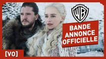 Game of Thrones Saison 8 Bande Annonce Officielle VOST (2019) Emilia Clarke, Kit Harington