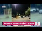 ¡Así se vivió el terremoto de 7.1 grados en Perú! | Noticias con Yuriria Sierra