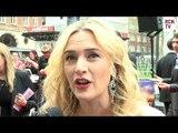 Kate Winslet Interview Divergent European Premiere