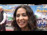 Parminder Nagra Interview - Postman Pat The Movie Premiere