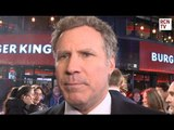 Will Ferrell Interview Daddy's Home Premiere