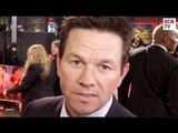 Mark Wahlberg Interview Daddy's Home Premiere