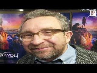 Eddie Marsan Interview Mowgli Legend Of The Jungle Premiere