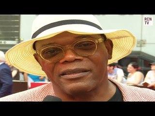 Samuel L Jackson Interview The Incredibles 2 Premiere