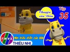 THVL Chuyen cua Dom Tap 35 Man bieu dien cua Dom