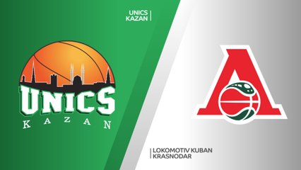 7Days EuroCup Highlights Quarterfinals, Game 1: UNICS 86-66 Lokomotiv