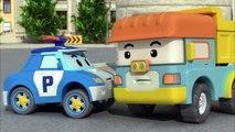 Sécurité routière avec Poli | #08.Jouer au ballon en sécurité
