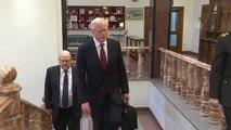 Milli Savunma Bakanı Akar, ABD'nin Suriye Özel Temsilcisi Jeffrey'i Kabul Etti