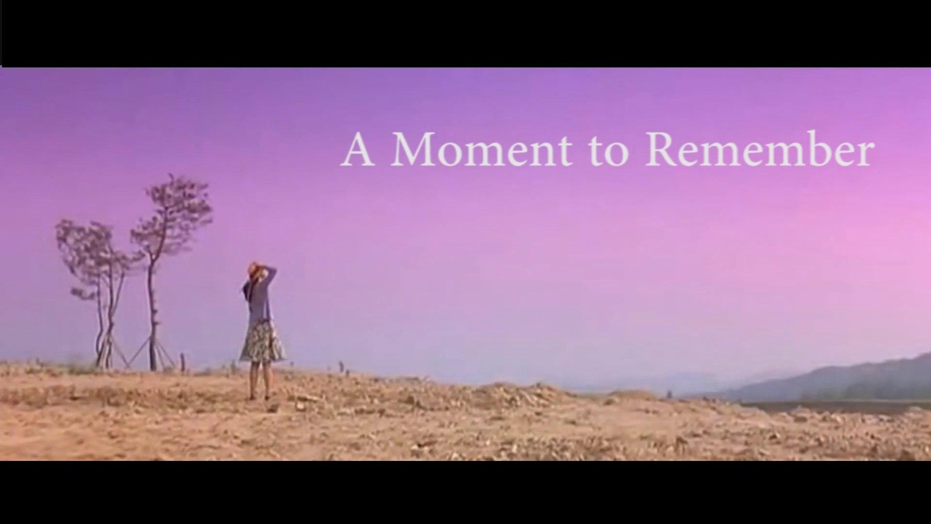 A Moment To Remember 2004 Trailer Korean Vidéo Dailymotion