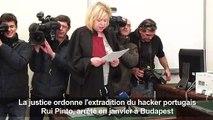 """Football Leaks"" : la Hongrie ordonne l'extradition de Rui Pinto"