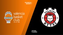 Valencia Basket - Rytas Vilnius Highlights | 7DAYS EuroCup, QF Game 1