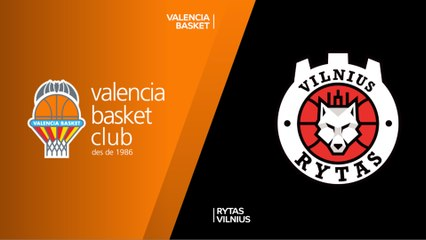 7Days EuroCup Highlights Quarterfinals, Game 1: Valencia 75-64 Rytas