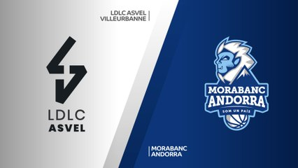 7Days EuroCup Highlights Quarterfinals, Game 1: ASVEL 79-75 MoraBanc