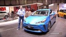 Toyota Prius restylée (2019) : plus sage - En direct du salon de Genève