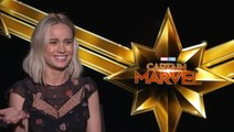 Would You Rather With The Cast Of 'Captain Marvel'