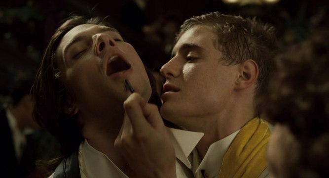 Dorian Gray Movie (2009) Ben Barnes, Colin Firth, Rebecca Hall,  Ben Chaplin, Emilia Fox,  Rachel Hurd-Wood
