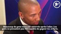 Paris SG-Manchester United : Ashley Young raconte l'exploit