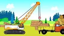 Crain | Vehicle for Children | Robinet | Animation Pour les Enfants, la Création de l'Utilisation et d'autres