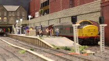 "British Model Railway Layout ""Devonport Road"" - CLAPHAM CLevedon And PortisHead Armchair Modellers 