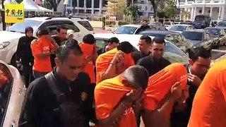 印尼司机被指贿赂监狱官员 反贪会申请延扣�