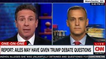 CNN Anchor Chris Cuomo Blasts 'State TV' Fox News