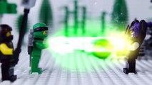 LEGO Ninjago s 9 STOP MOTION LEGO Ninjago: Thrownroom Showdown   LEGO Ninjago   Billy Bricks