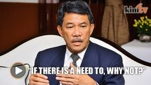 Umno will back Mahathir if there is a need to, says Mohamad Hasan
