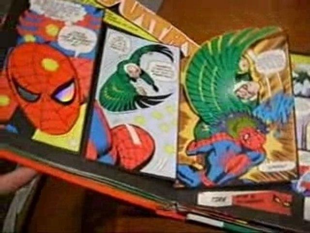 El Asombroso Spider-Man POP-UP