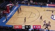 Dusty Hannahs (25 points) Highlights vs. Agua Caliente Clippers