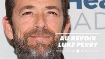 L'équipe de Beverly Hills 90210 rend hommage à Luke Perry
