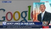 La taxe Gafa lancée par Bercy est-elle une bonne idée?