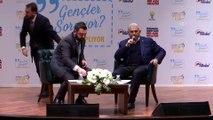 AK Parti İstanbul Büyükşehir Belediye Başkan Adayı Binali Yıldırım, gençlerle buluştu - İSTANBUL