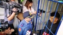 NCRPO chief scolds cop arrested for extortion
