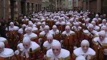 Sans frontières - Le carnaval de Binche, l'un des plus anciens de Belgique