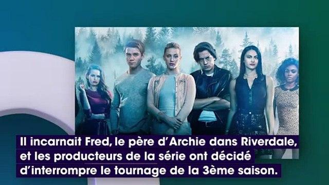 Riverdale : le tournage de la saison 3 interrompu après la mort de Luke Perry