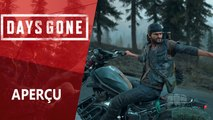 Days Gone - Premier avis et 6 minutes de gameplay inédites