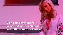 Carla Moreau : de nouveau en couple avec Kévin, elle fait une grande annonce !