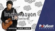 TJ Monterde - Imahinasyon - (Official Lyric Video)
