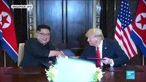 Activité détectée sur un site de lancement de fusées en Corée du Nord