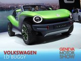 Volkswagen I.D Buggy en direct du salon de Genève 2019
