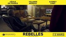 """Rebelles Bande-annonce Teaser - """"Nadine"""" (Comédie 2019) Cécile de France, Yolande Moreau"""