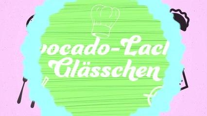 Avocado-Lachs-Glässchen