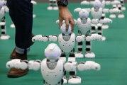 Humanoide Roboter, die Teil unseres Leben sein werden