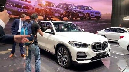 Genève 2019 - toutes les nouveautés hybrides de BMW en vidéo