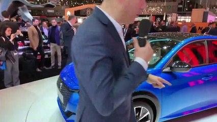 Genève 2019 - découvrez la Peugeot e-208 en vidéo